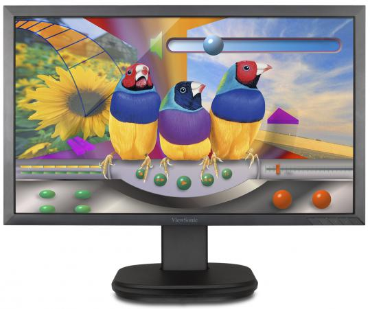 Монитор 22 ViewSonic VG2239Smh черный VA 1920x1080 250 cd/m^2 5 ms VGA HDMI DisplayPort Аудио USB