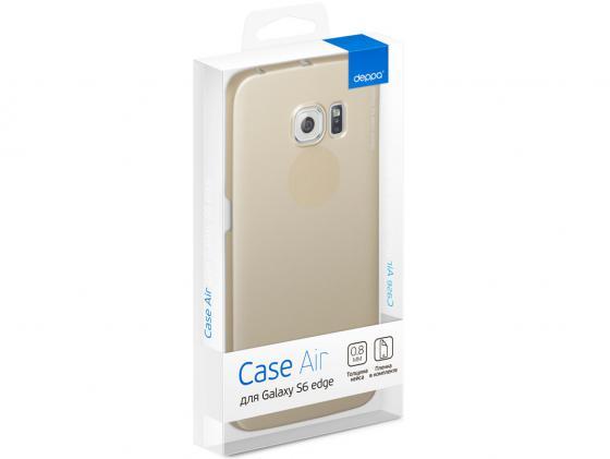 Чехол Deppa Art Case и защитная пленка для Samsung Galaxy S6 edge, Танки_Арту не видали, защитная пленка deppa комплект защитных пленок для galaxy s6 edge