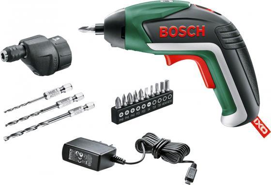 цена на Аккумуляторная дрель-шуруповерт Bosch IXO Full Pack 06039A8022