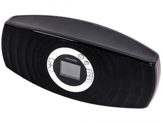 Портативная акустика Microlab MD310 BT 3.6 Вт Bluetooth черный компьютерная акустика microlab m113 black