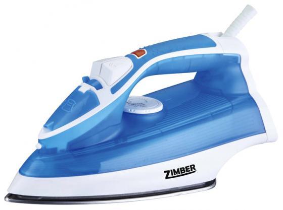 Утюг Zimber ZM-10710 2000Вт синий zimber zm 10068
