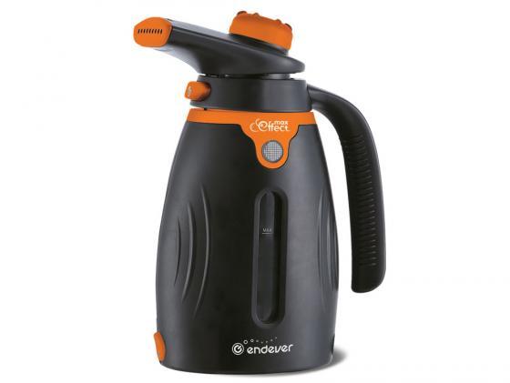 Отпариватель ENDEVER Odyssey Q-420 800Вт оранжевый чёрный