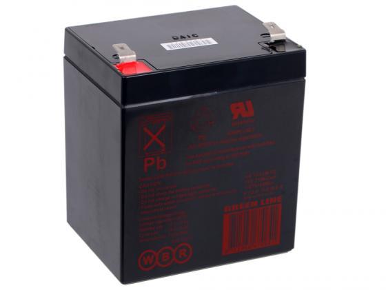 цена на Батарея WBR HR 1221 W F2 CEII 12V/5AH