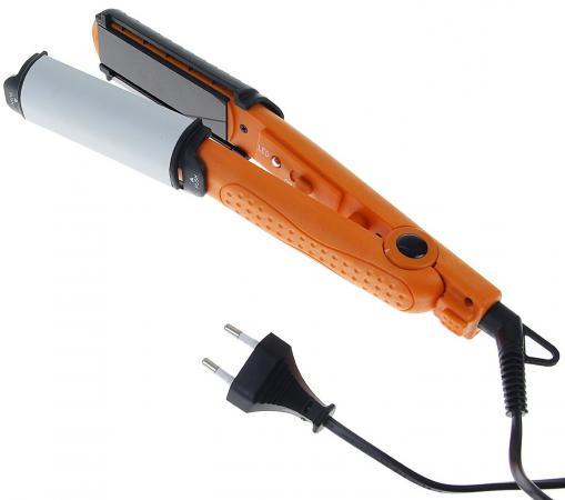 Щипцы для укладки волос Zimber ZM-10906 черно-оранжевый 10906 щипцы для вырав волос 2х1 zm 30вт 924604