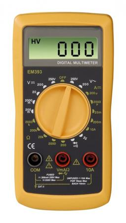Мультиметр Hama EM393 Digital 81700 цены онлайн