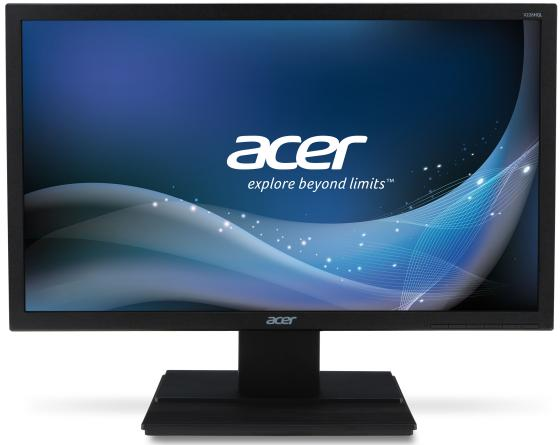"""Монитор 22"""" Acer V226HQLb черный TN 1920x1080 250 cd/m^2 5 ms VGA цена и фото"""