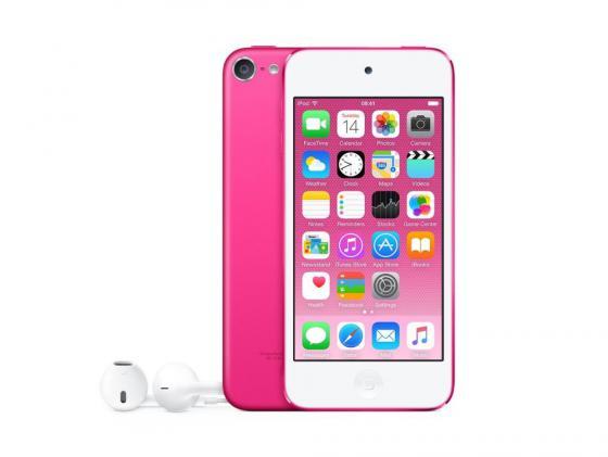 Плеер Apple iPod Touch 6 64Gb MKGW2RU/A розовый