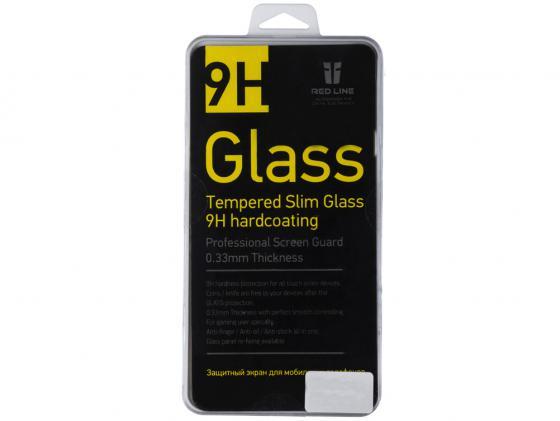Защитное стекло Red Line для телефона Samsung Galaxy A8 red line защитное стекло для samsung galaxy grand prime