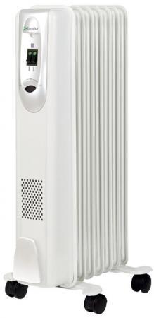 Масляный радиатор BALLU Comfort BOH/CM-07WDN 1500 Вт белый ballu boh cm 07wd comfort