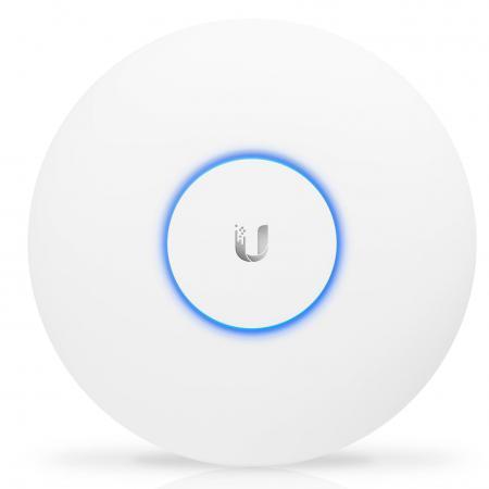 Точка доступа Ubiquiti UniFi AP AC LR 802.11aс 1317Mbps 2.4 ГГц 5 ГГц 1xLAN белый UAP-AC-LR(EU)