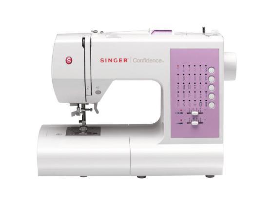 Швейная машина Singer 7463 белый цена