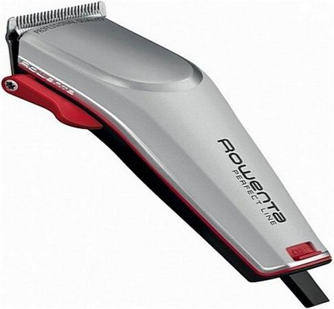 Машинка для стрижки волос Rowenta TN1300F0 серебристый машинка для стрижки rowenta tn 1300 tn1300f0