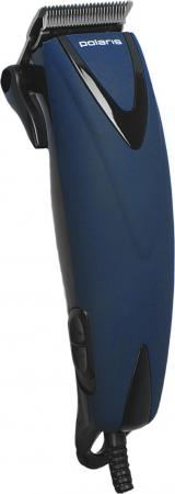 Машинка для стрижки волос Polaris PHC 0714 синий nowley 8 5634 0 1