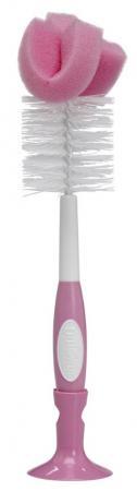 Ершик Dr. Brown для чистки бутылочки розовый 30028 для кормления недоношенных детей dr brown