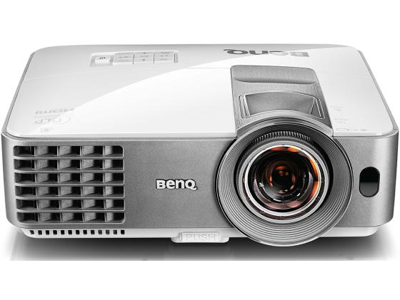 Проектор BenQ MW632ST DLP 1280x800 3200 ANSI Lm 13000:1 VGA HDMI S-Video RS-232 9H.JE277.13E проектор benq mw526e dlp 1280x800 3200 ansi lm 13000 1 2xvga hdmi s video rs 232 9h jd977 33e
