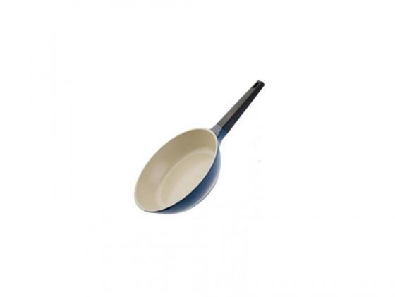 Сковорода BIOSTAL Bio-FPD-24 24см сине-бежевый сковорода biostal 24см оранжевый бежевый bio fp 24