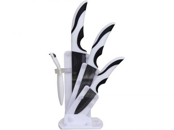 Набор ножей Winner WR-7323 5 предметов циркониевая керамика от Just.ru
