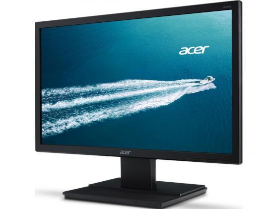 """Монитор 24"""" Acer V246HYLbdp черный IPS 1920x1080 250 cd/m^2 6 ms DVI VGA UM.QV6EE.005 стоимость"""