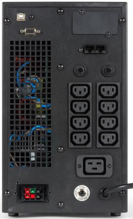ИБП Powercom Macan MAS-2000 1800Вт 2000ВА черный от Just.ru