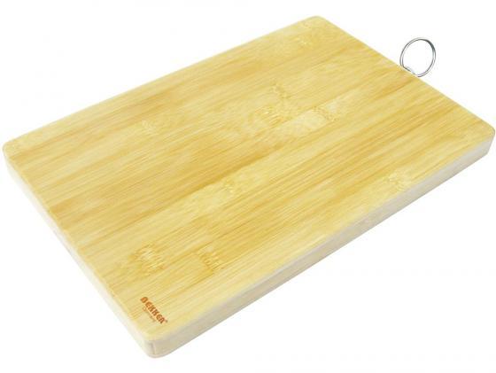 Доска разделочная Bekker BK-9701 34x24x1.8 бамбук доска разделочная bekker bk 9725 25х25x1 8 бамбук