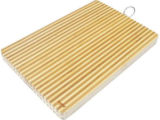 Доска разделочная Bekker BK-9705 34х24х2 бамбук разделочная доска bekker вк 9708