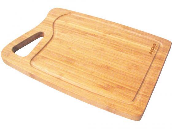 Доска разделочная Bekker BK-9718 30х20x1.8 бамбук доска разделочная bekker bk 9702 25x2 бамбук