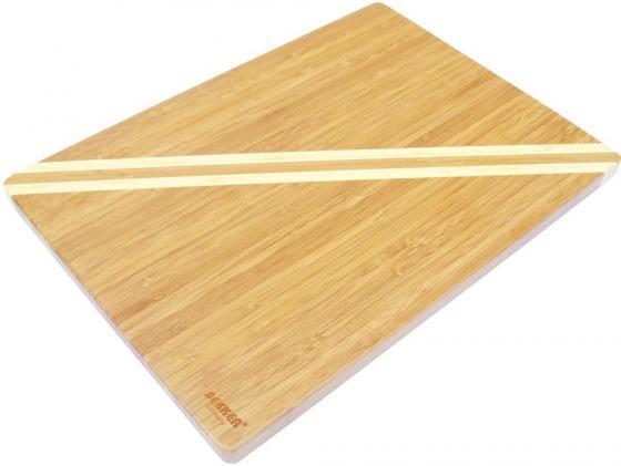 Доска разделочная Bekker BK-9723 30х20x1.8 бамбук доска разделочная bekker bk 9724