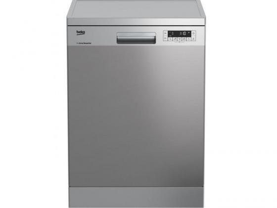 Посудомоечная машина Beko DFS 26010 S серебристый встраиваемая посудомоечная машина beko din 15210