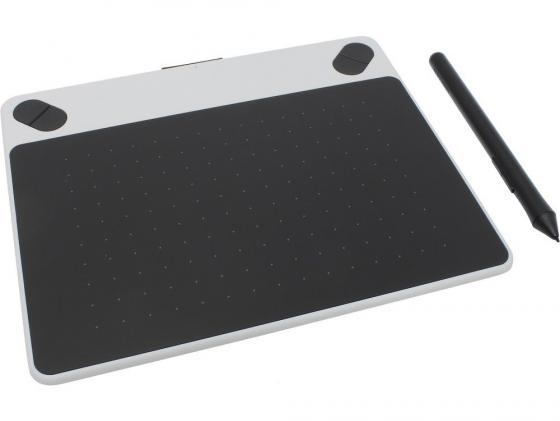 Графический планшет Wacom Intuos Draw Pen S CTL-490DW-N черно-белый USB графические планшеты wacom планшет для рисования wacom intuos pro s pth 451 rupl usb