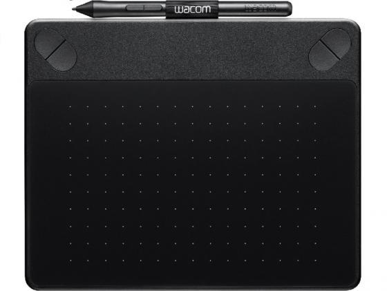 все цены на Графический планшет Wacom Intuos Art PT S CTH-490AK-N черный USB онлайн