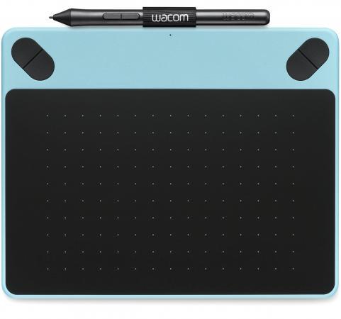 Графический планшет Wacom Intuos Comic PT S CTH-490CB-N черно-синий USB oreimo comic anthology