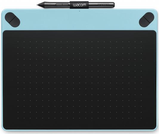 Графический планшет Wacom Intuos Art PT M CTH-690AB-N черно-синий USB от Just.ru