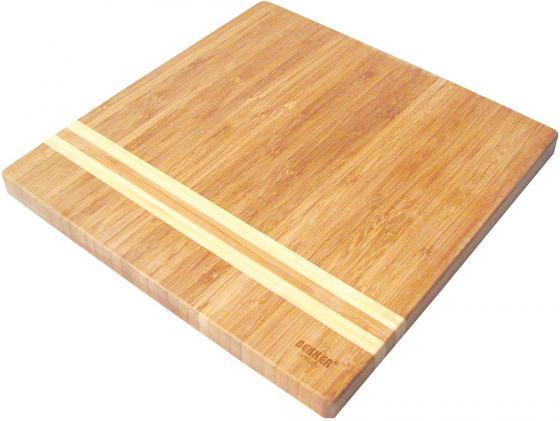Доска разделочная Bekker BK-9725 25х25x1.8 бамбук от Just.ru