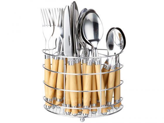 Набор столовых приборов Bekker BK-3305 25 предметов от Just.ru