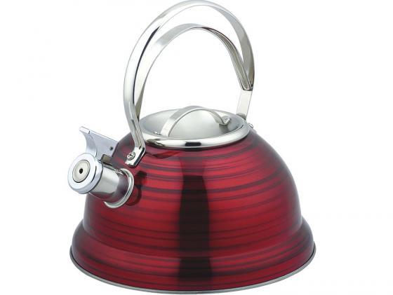 Чайник Bekker BK-S428 2.5 л нержавеющая сталь коричневый чемодан большой l eberhart goldstone 31g 428 31g 012 428