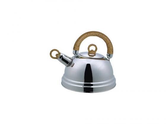 Чайник Bekker BK-S367M 2 л нержавеющая сталь серебристый чайник bekker bk s340 2 5 л нержавеющая сталь серебристый