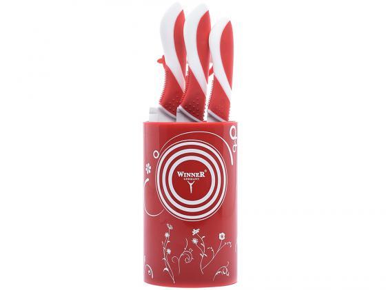 цена на Набор ножей Winner WR-7345 5 предметов керамика