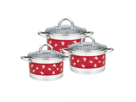 Набор посуды Mayer&Boch МВ-24949 6 предметов набор посуды из 6 предметов mayer and boch мв 24949