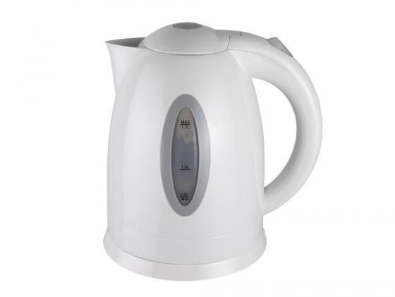 Чайник Zimber ZM-11016 2200Вт 1.7л пластик белый 2200 Вт 1.7 л пластик белый стоимость