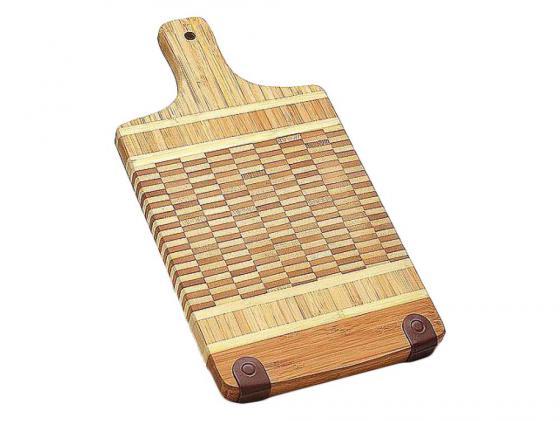 Доска разделочная Mayer&Boch МВ-22588 35х18см бамбук разделочная доска бамбук 35х18 см mayer and boch мв 22588