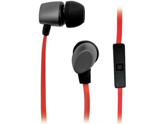 Наушники BBK EP-1560S черно-красный наушники bbk ep 1200s вкладыши оранжевый проводные