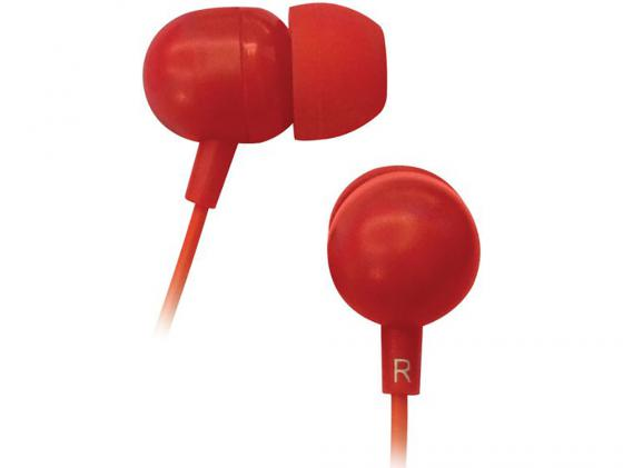 Наушники BBK EP-1160S красный проводные наушники bbk ep 1401s white