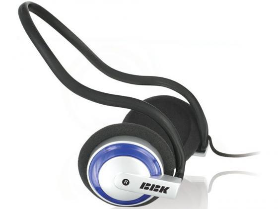 Наушники BBK EP-2401S черный