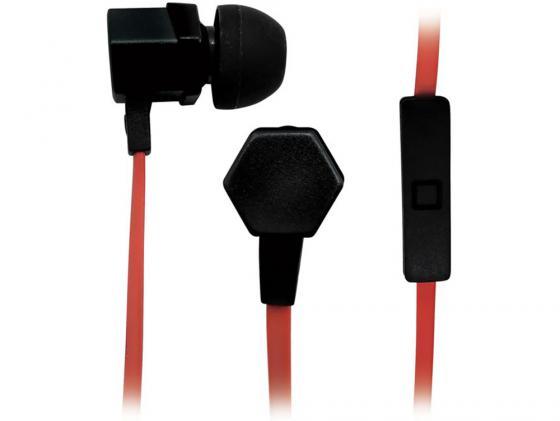 Наушники BBK EP-1540S черно-красный наушники dialog ep f15 красный