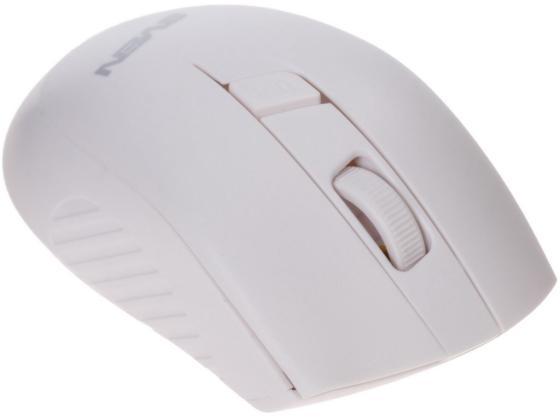Фото - Мышь беспроводная Sven RX-325 белый USB sven rx g970 usb