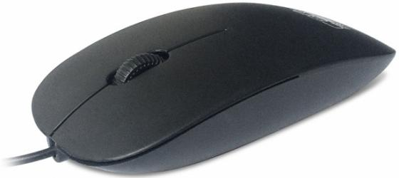 Мышь проводная CBR CM-104 чёрный USB мышь cbr cm 500 grey