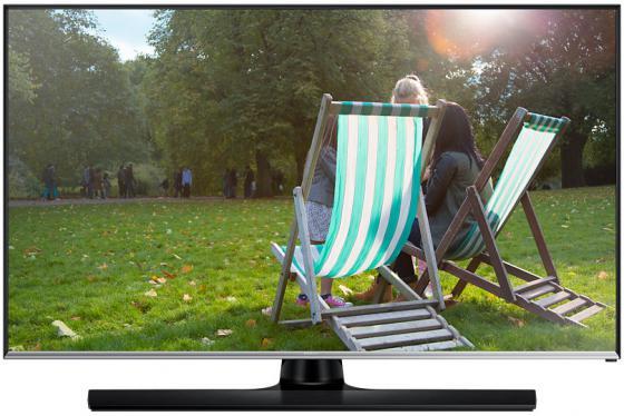Телевизор LED 28 Samsung LT28E310EX черный 1366x768 50 Гц USB SCART S/PDIF led телевизор samsung ue32j5205ak