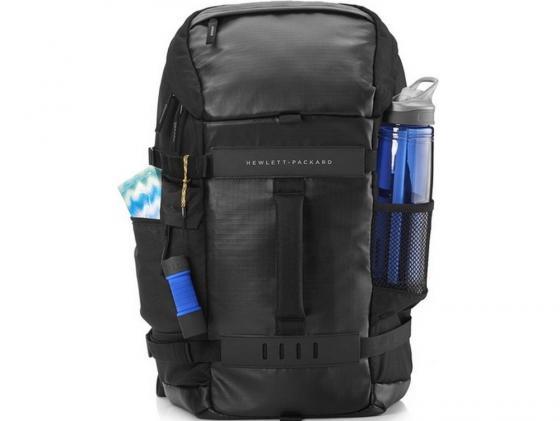 """купить Рюкзак для ноутбука 15.6"""" HP L8J88AA Odyssey серый/черный по цене 2500 рублей"""