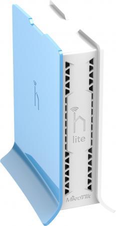 все цены на Беспроводной маршрутизатор MikroTik hAP lite 802.11bgn 300Mbps 2.4 ГГц 3xLAN белый RB941-2nD-TC онлайн