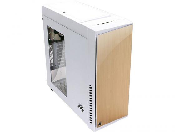 Корпус ATX Zalman R1 Без БП белый корпус zalman mid tower r1 white
